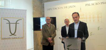 Presentado en la Diputación el Encuentro Provincial de la Federación Taurina