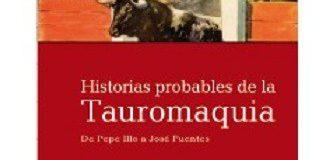 Nuevo libro taurino de Miguel Vega