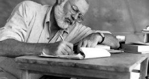 Hemingway a su paso por Jaén