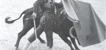 Cuando Rafael de Paula debutó en Jaén
