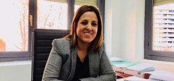 """Sara Aomar Millán.""""Con los festejos taurinos nuestra actividad se intensifica"""". ENTREVISTA"""