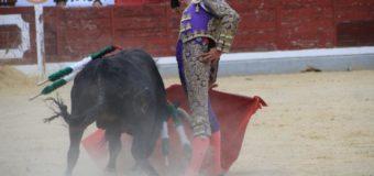 Jesús Llobregat entra en la final del Ciclo Andaluz de Escuelas Taurinas