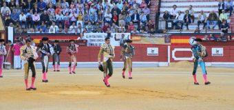Broche de oro en Jaén