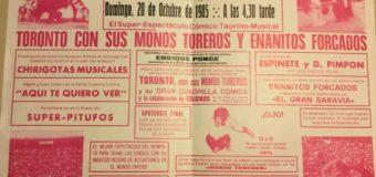 Enrique Ponce, más de treinta años toreando en Jaén