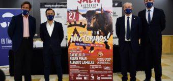 Presentada la corrida de Victorino de Jaén