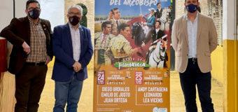 """Tauroemoción presenta la """"Feria de Primavera"""" en Villanueva del Arzobispo"""