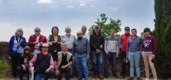 """Visita del Círculo Cultural Taurino de Jaén a la ganadería """"El Añadío"""""""