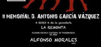 """II Memorial """"D. Antonio García Vázquez"""""""