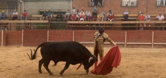 Triunfo de Marcos Linares en Mieza (Salamanca)